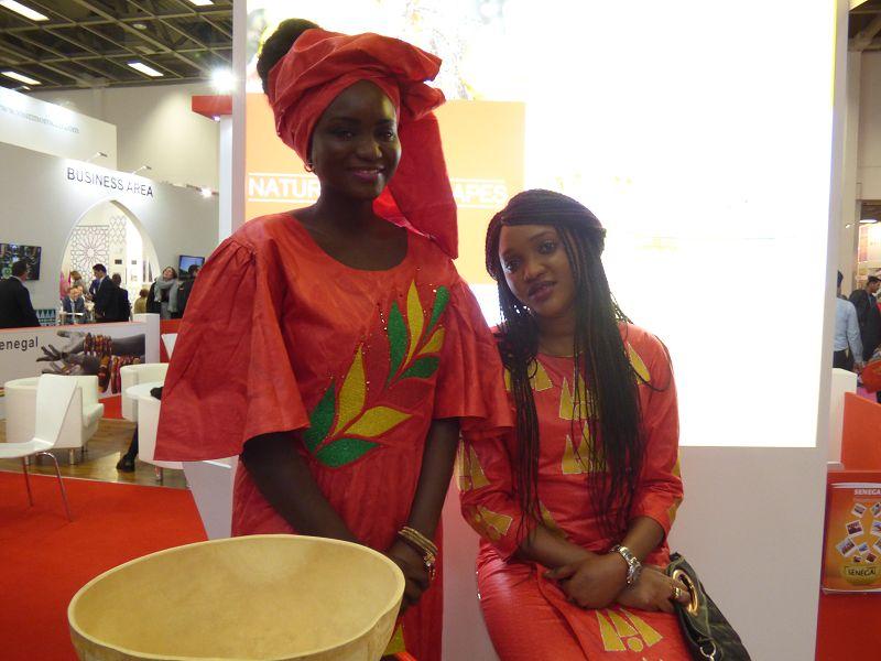 Auch der afrikanische Kontinent darf auf der ITB 2017 nicht fehlen