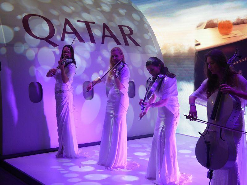 Qatar auf der ITB 2017